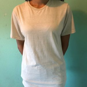 Scallop Fit T